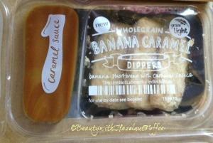 banana caramel