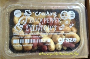 black pepper cahews