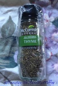 mccormick thyme