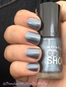 maybelline home sweet chrome 365