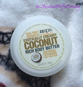 nspa coconut butter